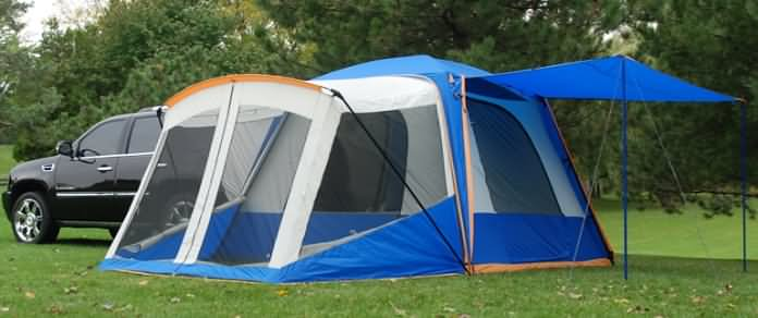SUV Tent With Screened Room 84000