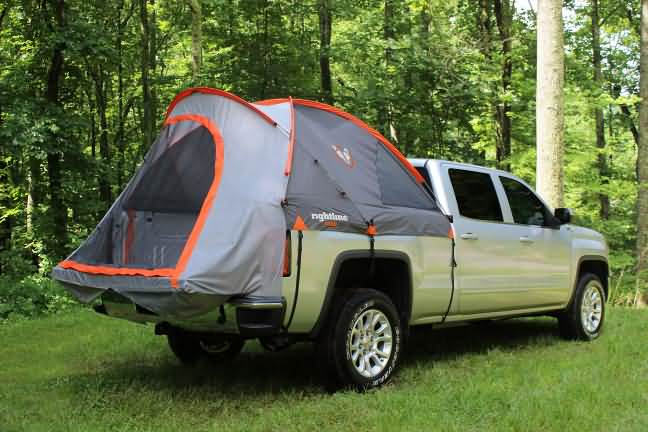 Campright Truck Tent By Camptime Gear