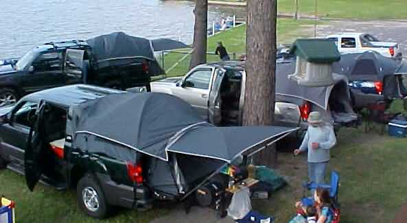 Avalanche Roof Rack Chevy Avalanche Gray Truck Bed Sport Tent
