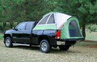 backroadz truck tent with no rain fly