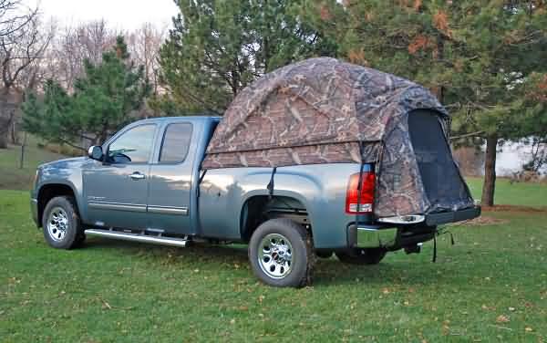 Camo Sportz Truck Tent Iii