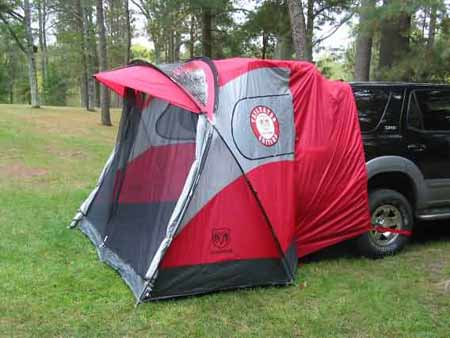 Tailgater Suv / Truck Tent & Tailgater Suv Tent By Dodge