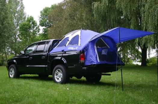 Sportziitent on 2001 Dodge Dakota Bed Size