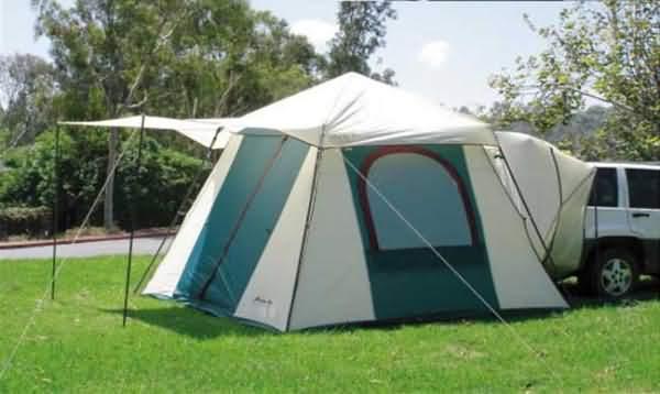 SUV SAFARI TENT & SUV Cabin Tent
