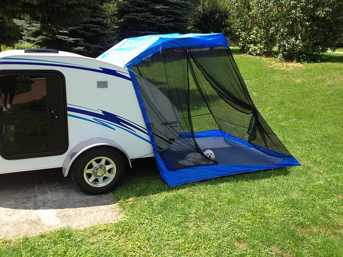 Teardrop Trailer : tents attached to vans - memphite.com