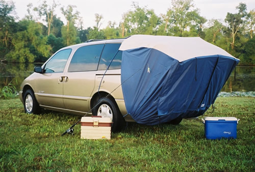 Explorer 2 Tent : minivan tent attachment - memphite.com