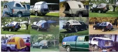 Truck Tents for your pick up trucks