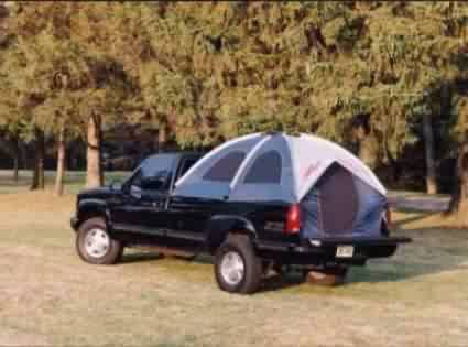 & Sportz Truck Tent