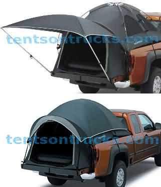 Colorado Truck Tent